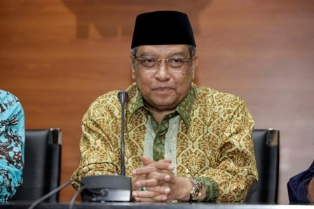 Erick Thohir Tunjuk Said Aqil Siradj Jadi Komisaris Utama KAI
