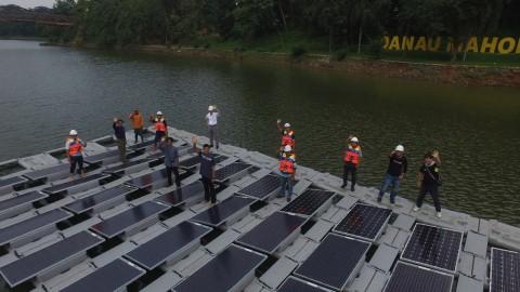 Potensi PLTS Terapung di Indonesia Capai 28 Ribu GW