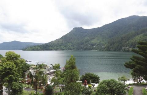 Kemenparekraf Bakal Gandeng <i>Startup</i> Kembangkan Akomodasi Wisata Danau Toba
