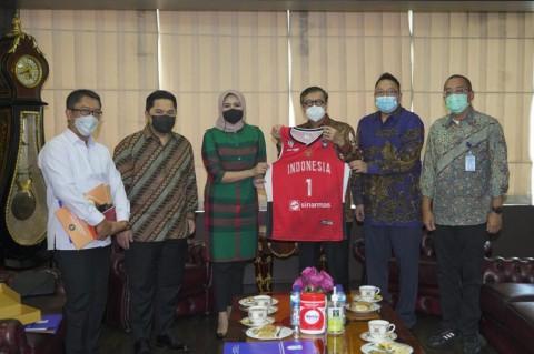 2 Kementerian Siap Bantu Timnas Basket Indonesia Demi Tampil di FIBA Asia & World Cup