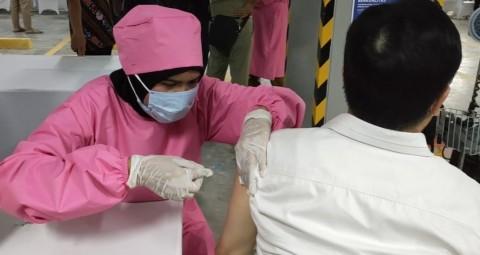 45.546 Lansia di Jakarta Sudah Divaksinasi Dosis Pertama