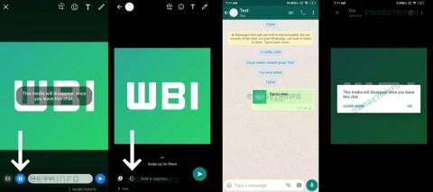 WhatsApp Uji Coba Fitur Hapus Foto Otomatis