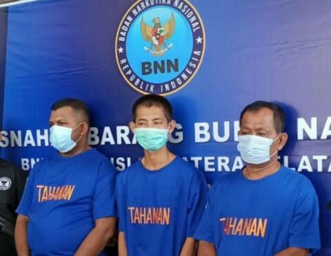 Gagal <i>Nyalon</i> dan Terlilit Utang, Eks Anggota Dewan di Aceh Jadi Kurir Sabu