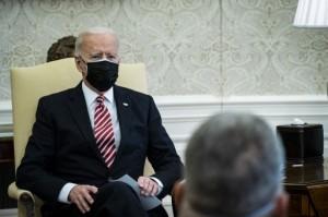 Biden Kecam Keputusan Texas Akhiri Mandat Penggunaan Masker