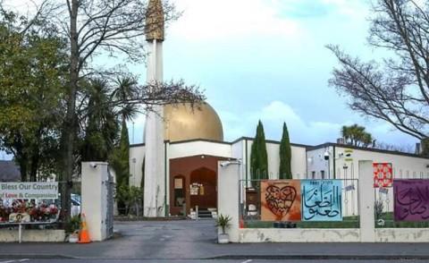 Polisi Selandia Baru Tahan Dua Pengancam Masjid di Christchurch