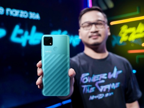 Realme Narzo 30A, Ponsel Gaming dengan Performa Cepat dan Hemat Baterai