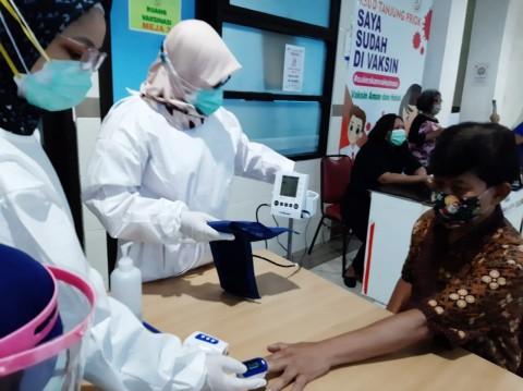 1.007 Lansia Telah Mendapat Vaksin Covid-19 di RSUD Tanjung Priok