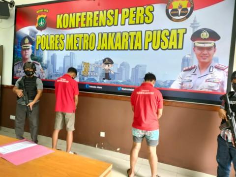 Anggota Geng Motor Pelaku Pembacokan Polisi di Menteng Kerap Buat Onar