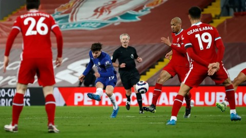 Liverpool vs Chelsea: Mount Menangkan The Blues