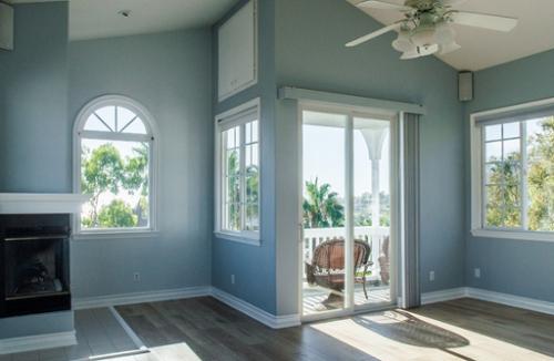 Adanya jendela akan memberikan jiwa bagi rumah. (Foto: Dok. Housebeautiful.com)