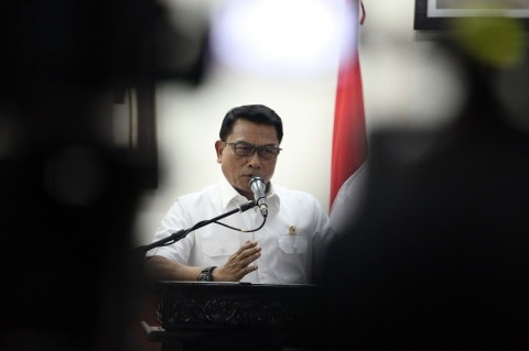 KLB Demokrat Tetapkan Moeldoko sebagai Ketua Umum Gantikan AHY