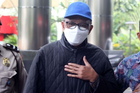KPK Mulai Periksa Nurdin Abdullah sebagai Tersangka