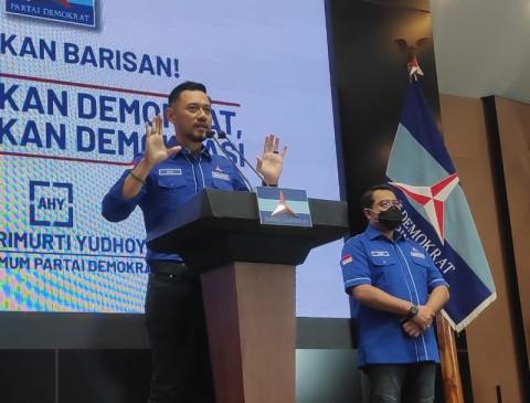 AHY: Perwakilan DPC yang Menghadiri KLB Diganti