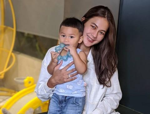Enggan Dianggap Eksploitasi Anak, Baim Wong dan Paula Tak Ambil Honor Kiano