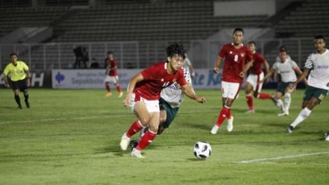 Timnas Indonesia Raih Kemenangan atas PS Tira Persikabo