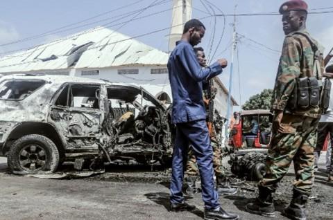 20 Orang Tewas dalam Ledakan Dekat Restoran Somalia