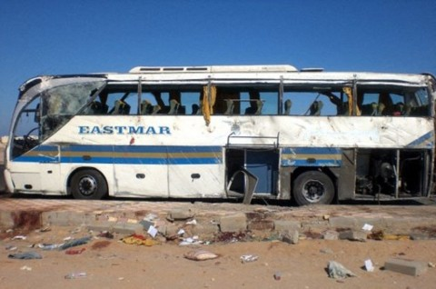 Tabrakan Truk dan Bus di Mesir Tewaskan 18 Orang