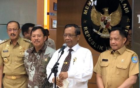 Polemik KLB Demokrat, Mahfud Ungkit Sikap SBY Saat Munaslub PKB