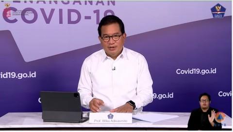 PPKM Diterapkan Pada Provinsi Dengan Kasus Tinggi