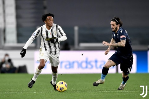 Juventus vs Lazio: Comeback Apik Bianconeri