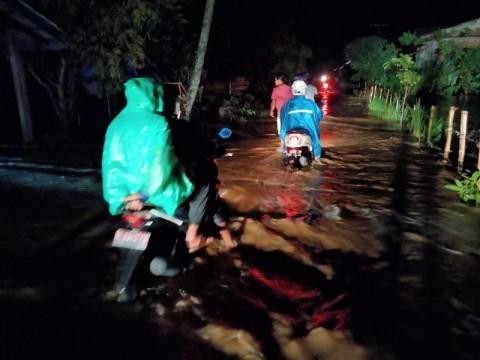 3 Kecamatan di Aceh Selatan Terendam Banjir