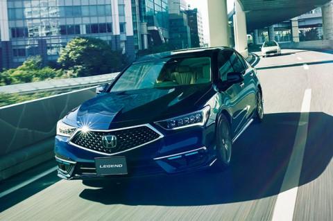 Honda Sensing Elite, Babak Baru Kendaraan Otonom