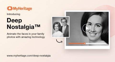 Viral Aplikasi MyHeritage, Buat Foto Lama Jadi Hidup