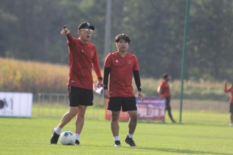 Shin Tae-yong: Semoga Pemain Timnas Belajar dari Performa Adam Alis