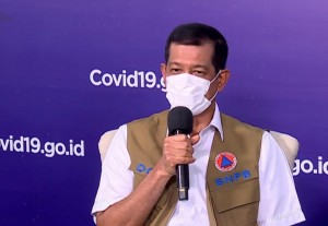 Cerita Doni Monardo Dilarang Pakai Masker Saat Masa Awal Pandemi