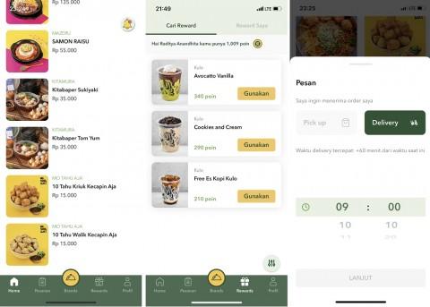 Kulo Group Rilis Aplikasi Pemesanan Sendiri, Apa Benefitnya?