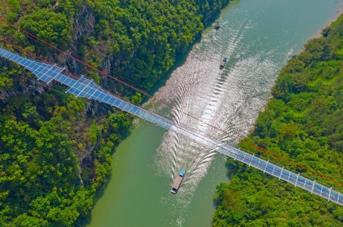 5 Jembatan dengan Arsitektur Memukau di Dunia