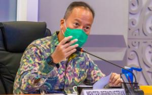 Penuhi Kebutuhan Masker N95, Kemenperin-BNPB Bangun Lab Pengujian