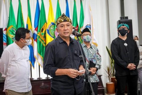 Bangga Buatan Indonesia, Teten Ajak Masyarakat Beli <i>Brand</i> Unggulan Jabar