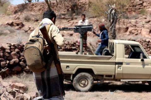 Balas Serangan Houthi, Koalisi Pimpinan Arab Saudi Hantam Pelabuhan Yaman