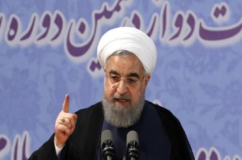 Presiden Iran Hassan Rouhani Doakan Kesembuhan PM Pakistan