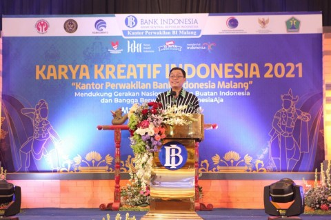 Gernas BBI, BI Malang Dorong Belanja Produk UMKM Lokal