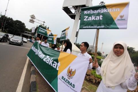 Negara Mencampuri Zakat