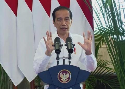 Jokowi Minta Pemda Prioritaskan Penggunaan Produk Dalam Negeri