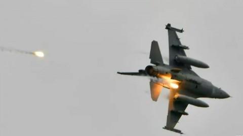 Tak Kerahkan Pesawat Tempur, Taiwan Buru Jet Tiongok dengan Rudal