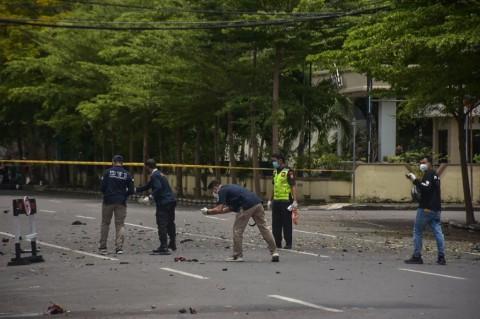 Kecam Aksi Teror di Makassar, Kominfo Imbau Warga Hati-hati Bermedsos