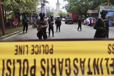 Polisi Kembali Tangkap Terduga Teroris Jaringan Bom Makassar di Bima