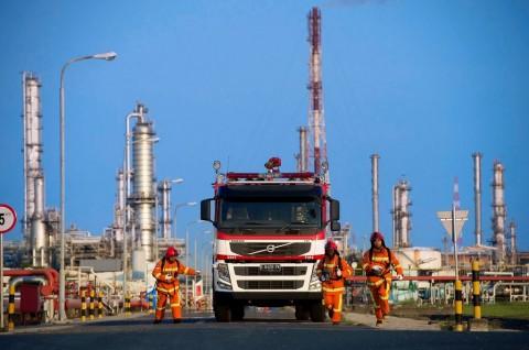 Kementerian ESDM Turunkan Tim untuk Investigasi Penyebab Kilang Terbakar