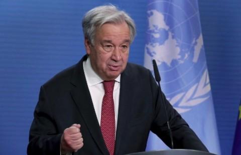 Populer Internasional: Kekesalan Sekjen PBB Akibat Vaksin Dikuasai Negara Maju