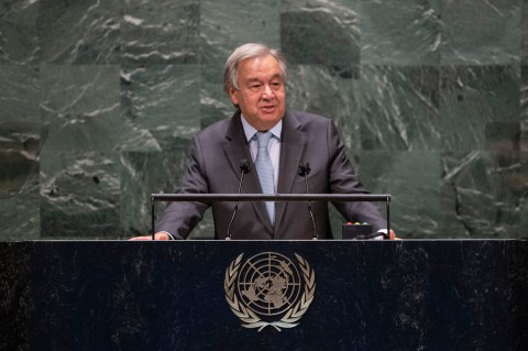 Developing Countries Need Additional Financial Support to Tackle Covid-19 Crisis: UN Chief