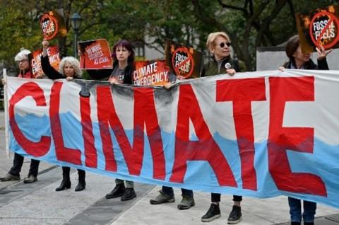 Upaya Pemerintah Tangani Isu Perubahan Iklim
