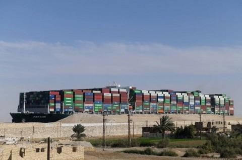 Investigasi Krisis Terusan Suez Dimulai usai Terbebasnya Ever Given