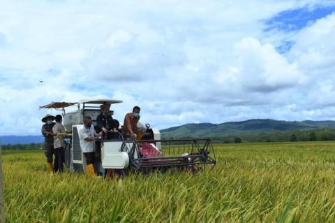 Kementan Bantu Prasarana dan Sarana Pertanian Bangka Selatan