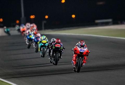 Start 'Gila' Jorge Martin di Qatar, Terbaik Sepanjang Sejarah MotoGP?