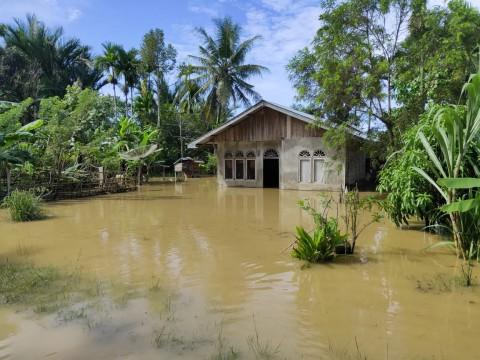 243 KK di Aceh Barat Terdampak Banjir
