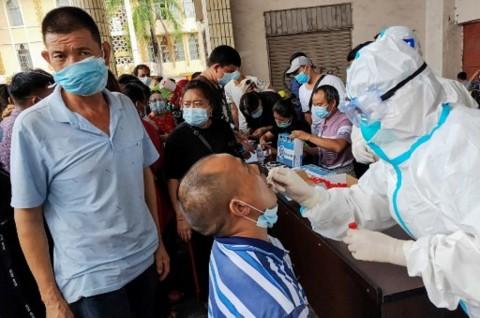 Antisipasi Covid-19, Tiongkok Tutup Kota Dekat Perbatasan Myanmar